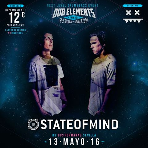 state-of-mind-dub-elemts-friends-EDMred State of Mind se unen a Dub Elements & Friends
