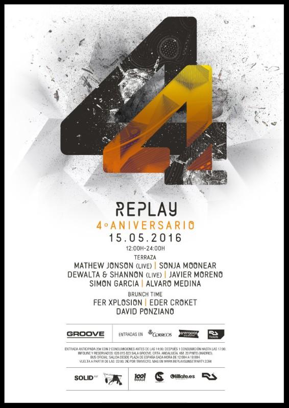 4-aniversario-replay-EDMred Celebrando 4 años de REPLAY