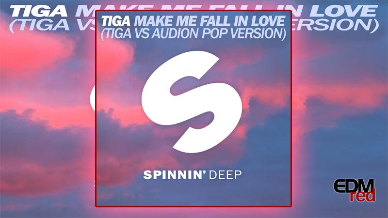 Photo of Tiga presenta 'Make Me Fall In Love'