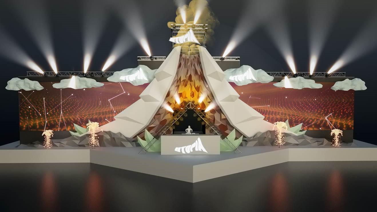 Vulcano-2 La guía más completa para Festival Utopía