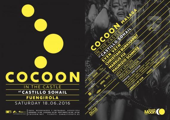 """cocoon-int-the-castle South Moon se rinde al sonido de """"Cocoon"""" en su segunda edición"""