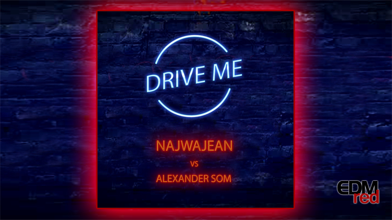 Photo of Alexander Som versiona a Najwajean en 'Drive Me'