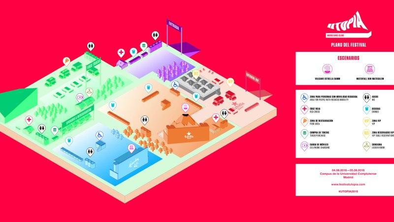 UTOPIA-PLANO-EDMred La guía más completa para Festival Utopía