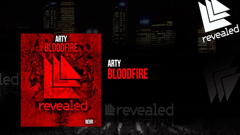 Photo of Arty saca 'Bloodfire' con Revealed