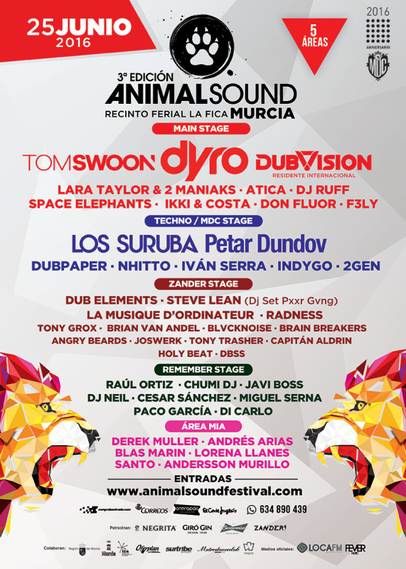 cartel-final-ok-animal Animal Sound cierra cartel con Dyro