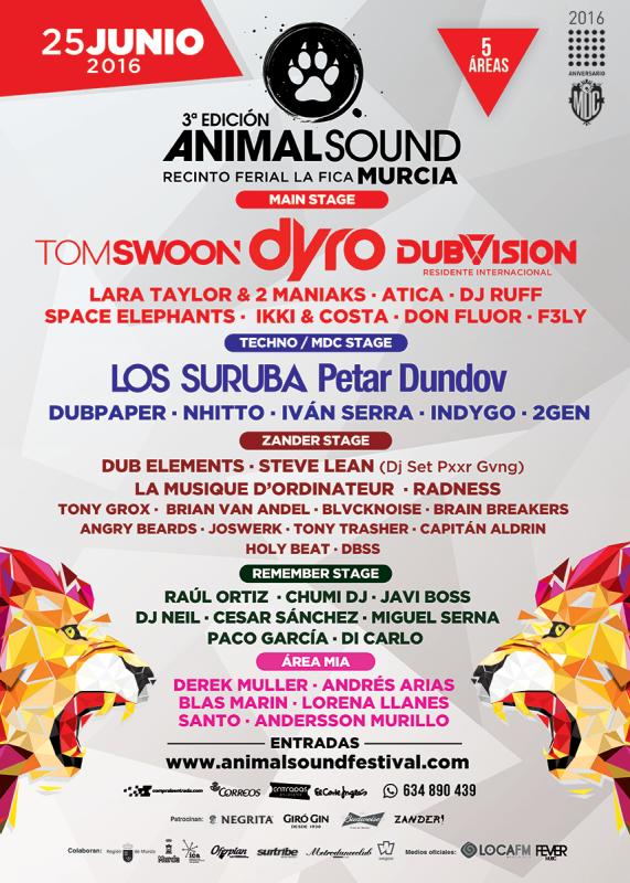 cartel-final-ok-animal Animal Sound cierra cartel con Dyro