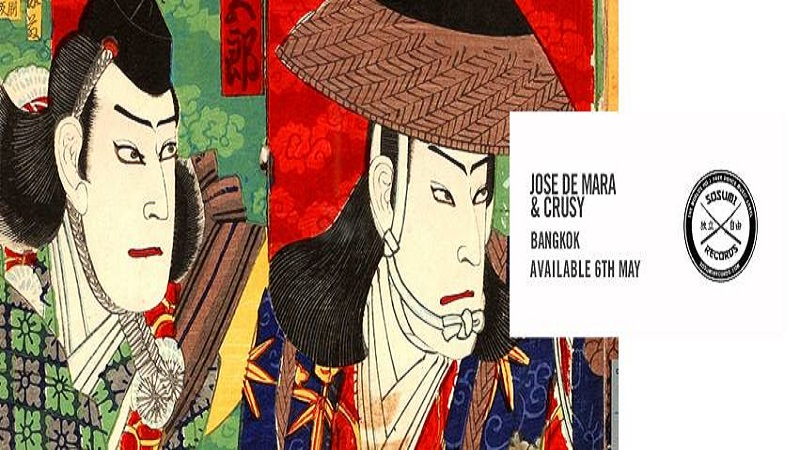 Photo of Jose de Mara & Crusy – 'Bangkok' Free Download