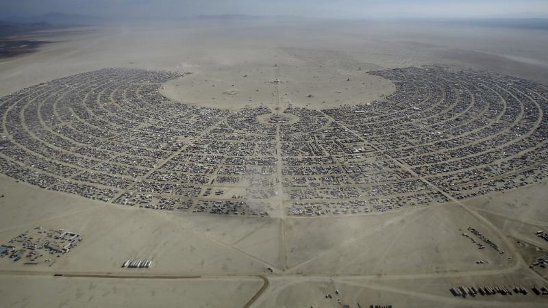 Burning Man quiere ser más grande