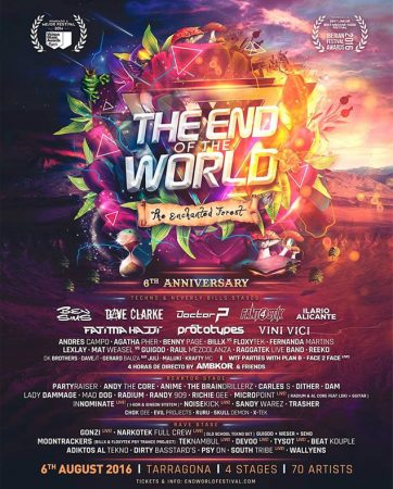 the-world-362x450 The End of The World completa su cartel