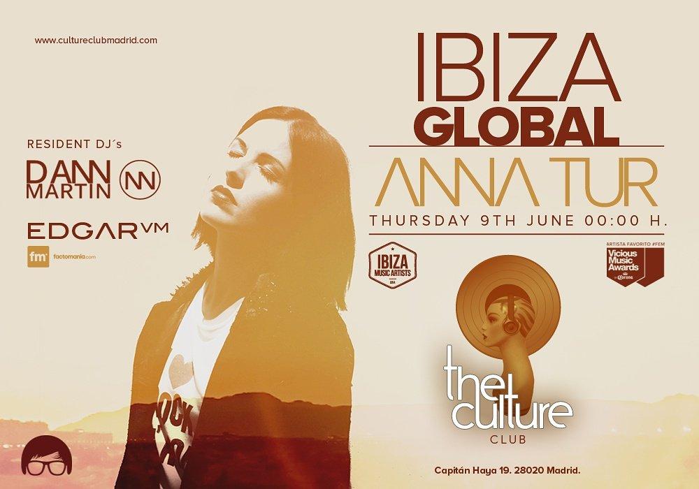 thecultureclub-anna-tur The Culture Club, el nuevo club de Wally López