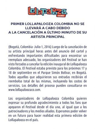 lollapaloozacoo-332x450 Se cancela la primera edición del Lollapalooza Colombia