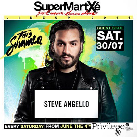 supermartxé-privilege-Steve-Angello-EDMred- Sorteo SuperMartXé Steve Angello en Privilege