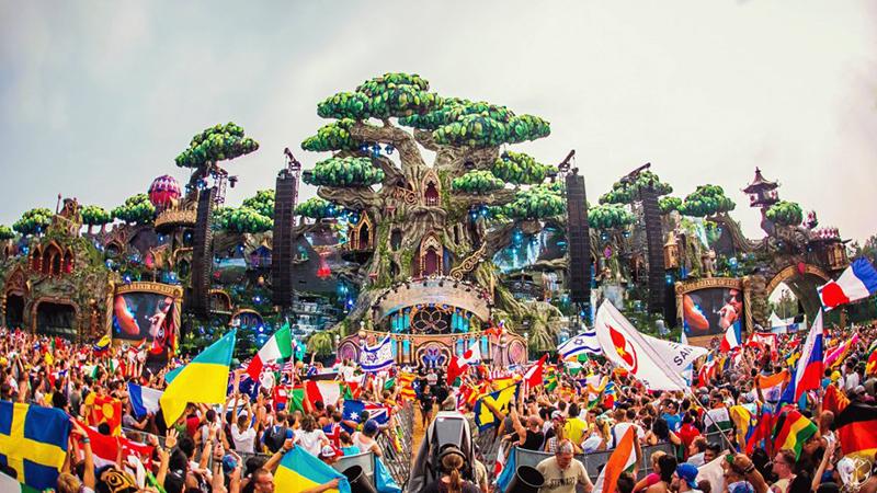 Photo of Tomorrowland desvela los artistas para el 'Mainstage' de ambos fines de semana