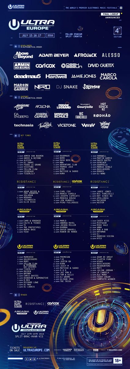 ultra-croacia-2016-lineup Line-up completo de Ultra Europe 2016