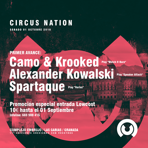 circus-nation-11-cartel-EDMred Circus Nation tiene fecha y primer avance de cartel