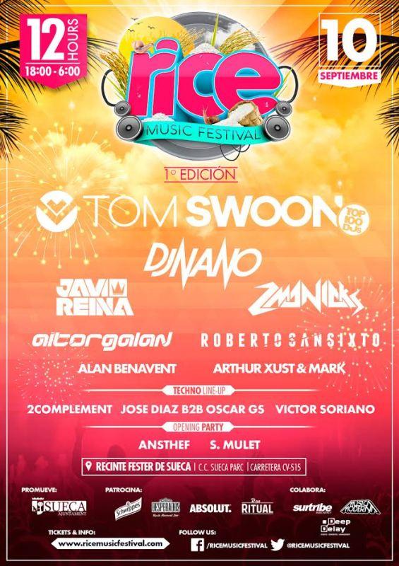 rice-music-festival-2016-EDMred Rice Music Festival cierra su cartel con Tom Swoon