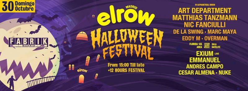 14716190_10155548960722281_2125260348565350489_n-800x294 Fabrik y Elrow vuelven a unirse en Halloween