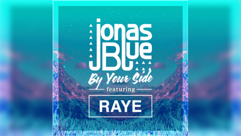 jonas blue trae su tercer single 39 by your side 39 ft raye edmred. Black Bedroom Furniture Sets. Home Design Ideas