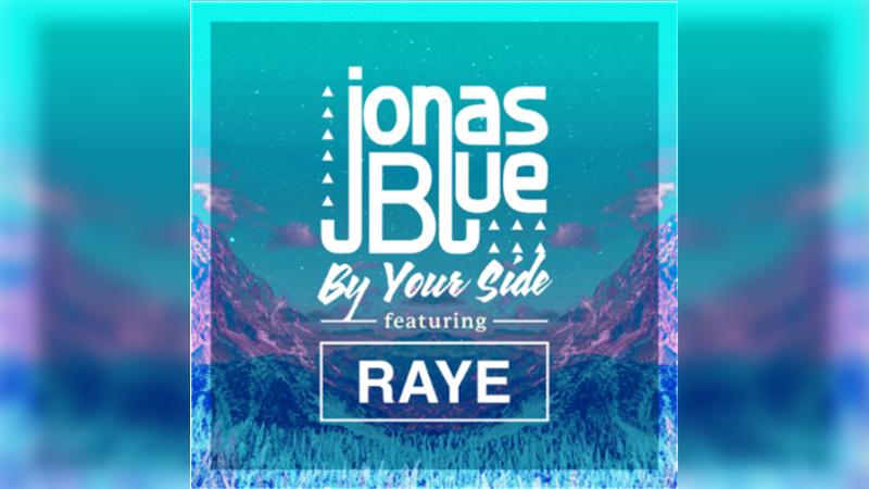 jonas blue trae su tercer single 39 by your side 39 ft raye edmred. Black Bedroom Furniture Sets. Home Design Ideas