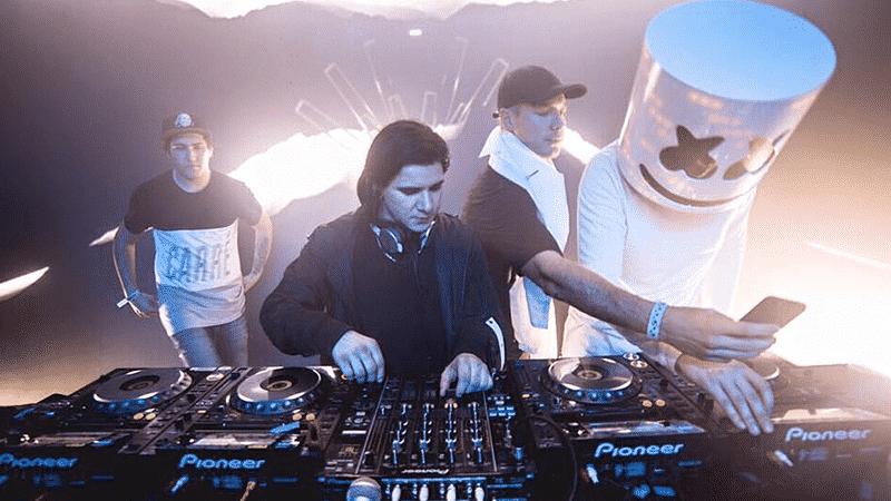 Photo of Así suenan los remixes a Marshmello – Happier