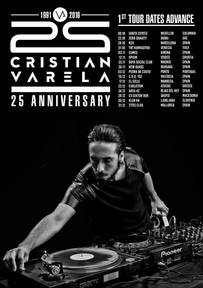 cristian-varela-25-años-tour-EDMred Cristian Varela celebra sus 25 años de carrera