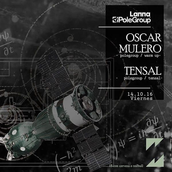 lanna-y-polegroup-con-oscar-mulero-EDMred Oscar Mulero en Gijón