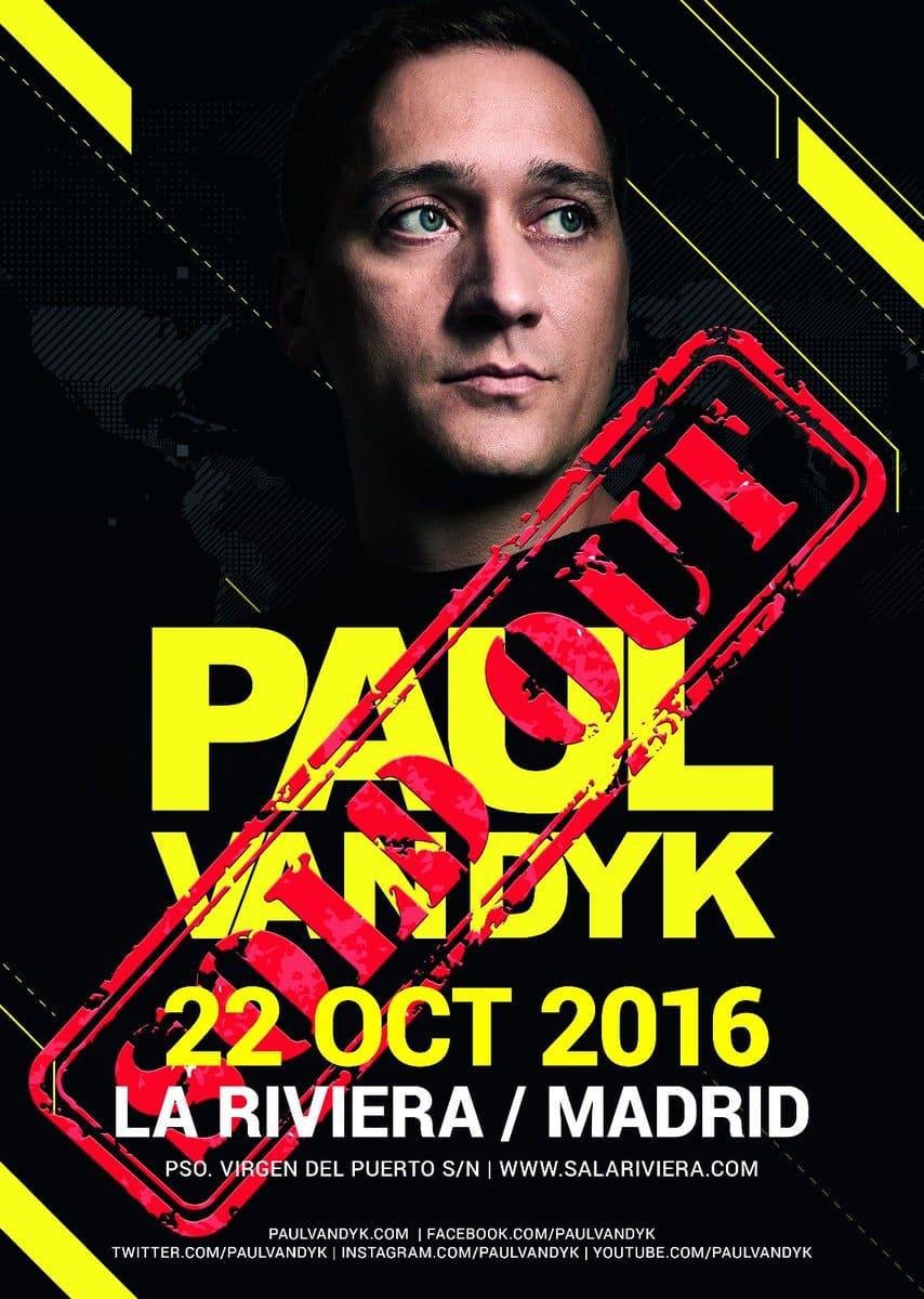 paul-van-dyk-la-riviera-sold-out Paul van Dyk envuelto en una Paint Glow