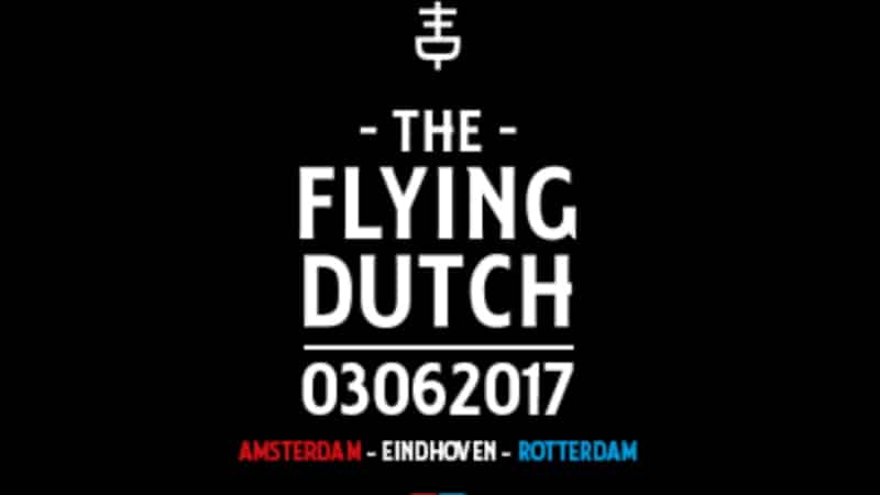 Photo of La 3º edición de The Flying Dutch ya tiene fecha