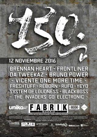 150-fabrik-319x450 Brennan Heart y su hardstyle aterrizan en Fabrik