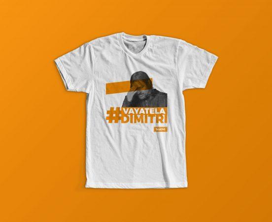 Dimitri-552x450 Presentamos BeatMi, la nueva colección de camisetas para festivaleros