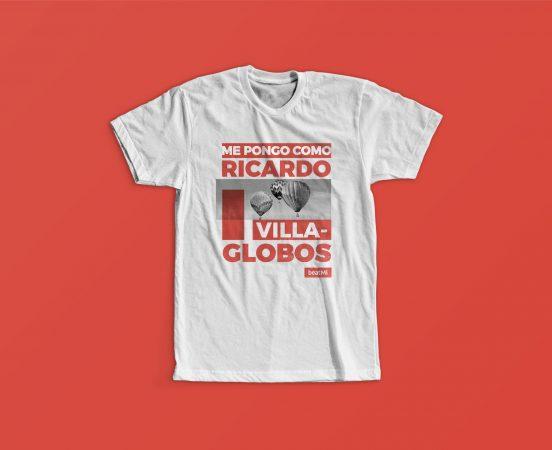 Villaglobos-552x450 Presentamos BeatMi, la nueva colección de camisetas para festivaleros