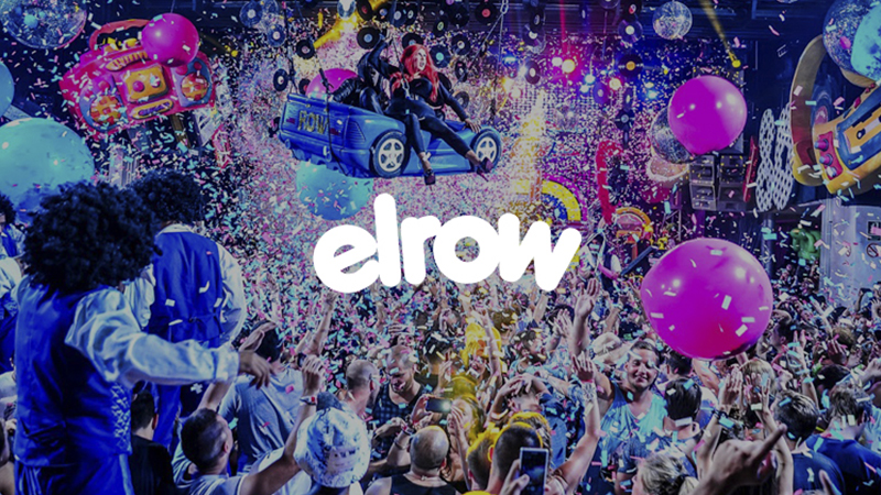 elrow-edmred Disfruta de una noche terrorífica con elrow Granada - Horroween