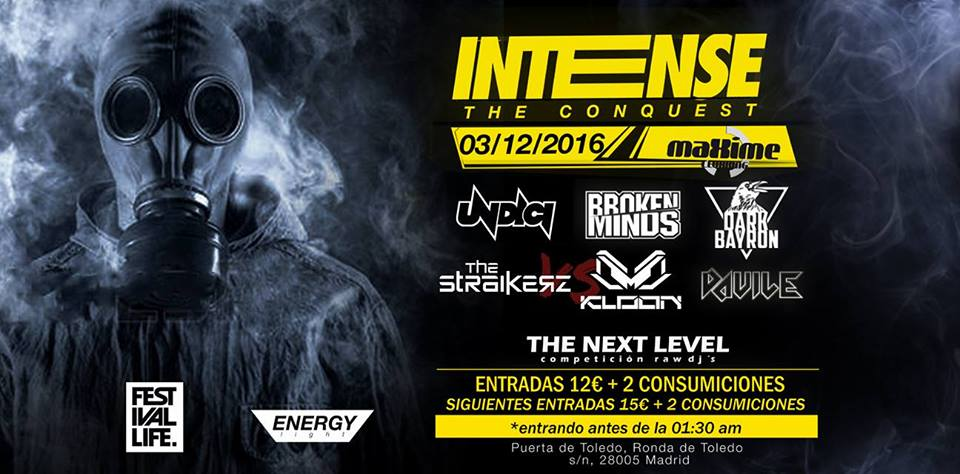 intense-the-conquest-3-dic-EDMred Intense The Conquest