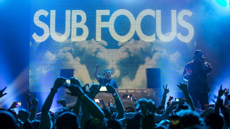 Photo of Let It Roll aterriza en Londres con Sub Focus a la cabeza