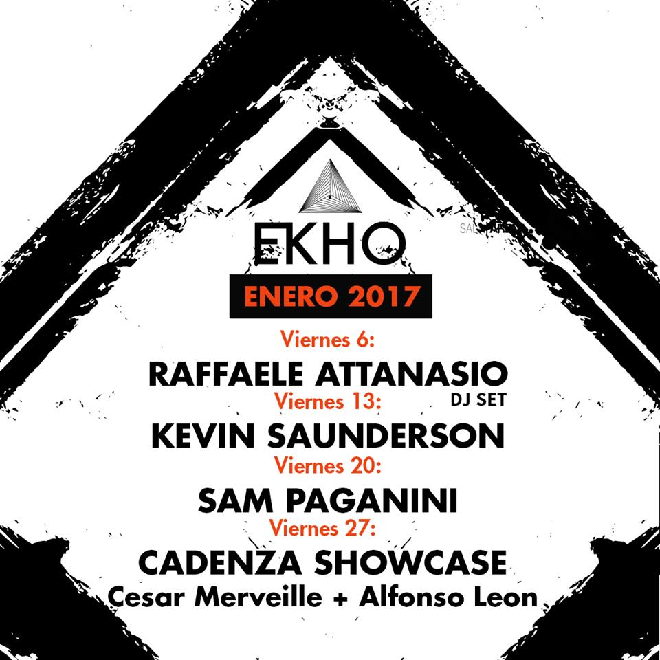 EKHO-CLUB-ENERO-2017-EDMred Buena programación nos trae Ekho Club para enero