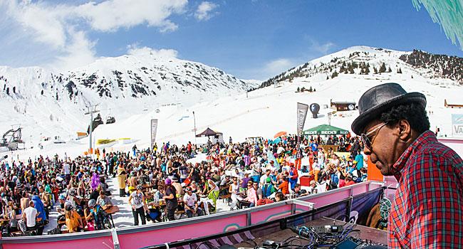Snowbombing_Mayrhofn_Austria Rave on Snow celebra su 23ª edición en mitad de la nieve