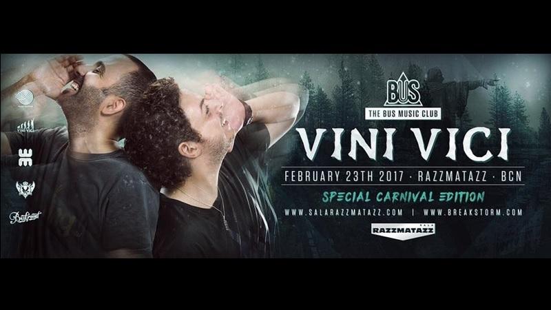 Photo of Vini Vici visitará Barcelona en febrero