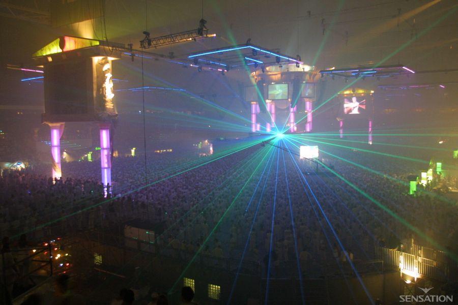 2004 Sensation Amsterdam dice adiós para siempre