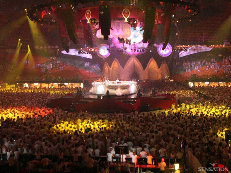 2006 Sensation Amsterdam dice adiós para siempre