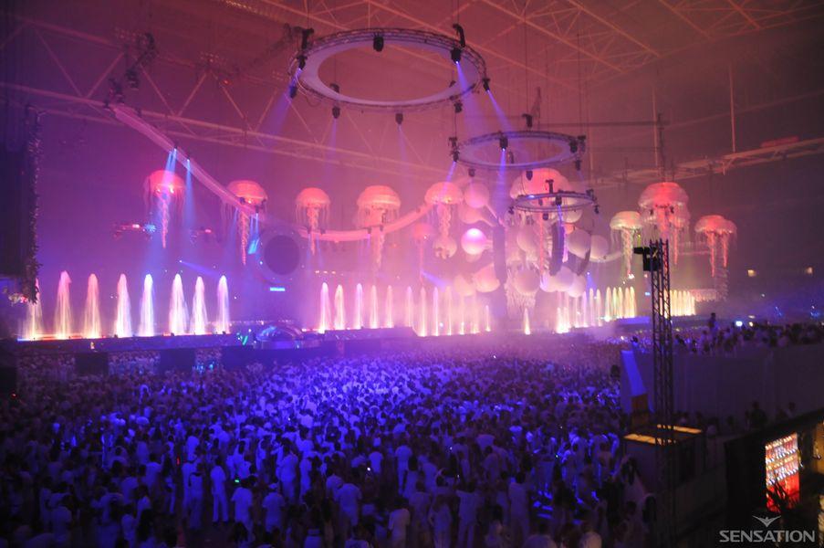2008 Sensation Amsterdam dice adiós para siempre