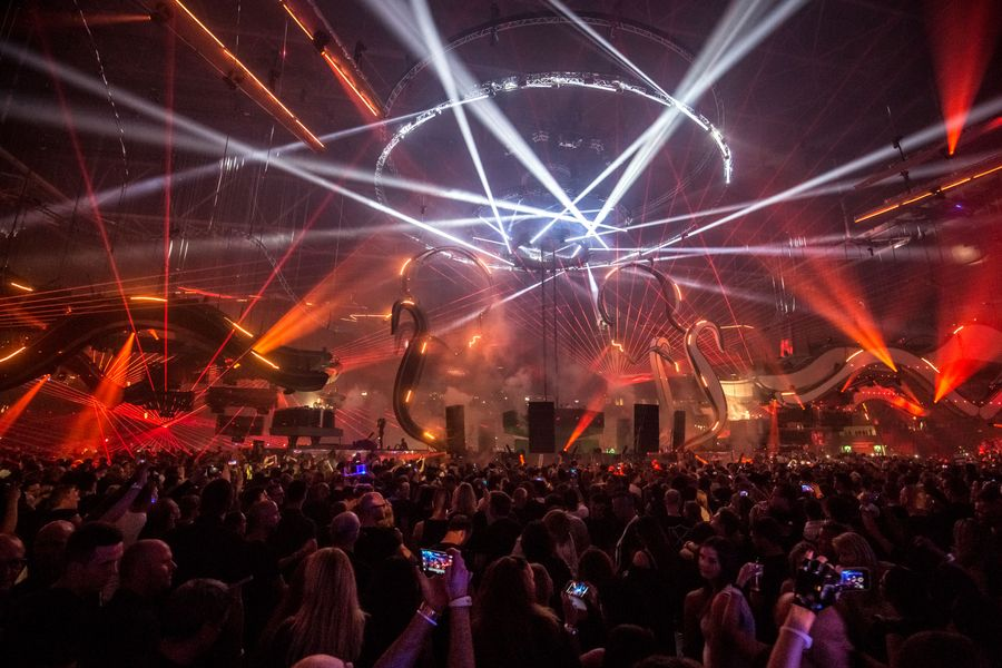 2016 Sensation Amsterdam dice adiós para siempre