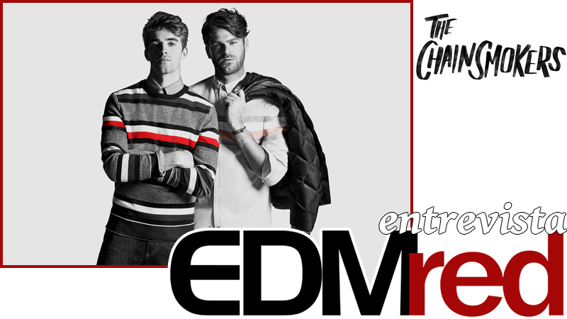 Photo of Entrevista EDMred: The Chainsmokers