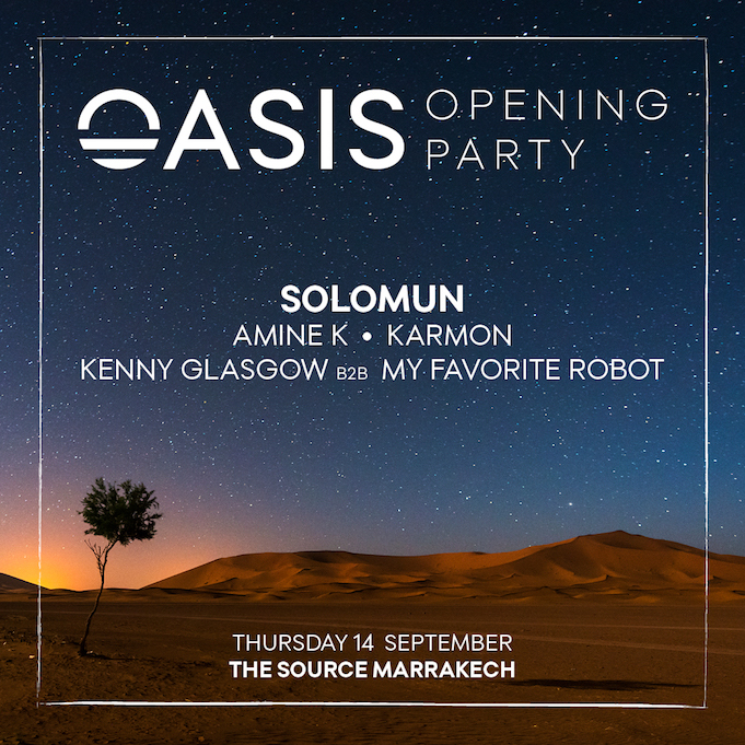 Oasis-Opening-Party-en-EDMred Oasis Festival 2017 suma un día más que será liderado por Solomun