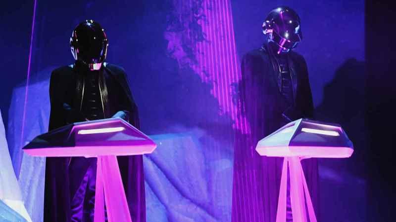 Photo of Así fue el regreso de Daft Punk