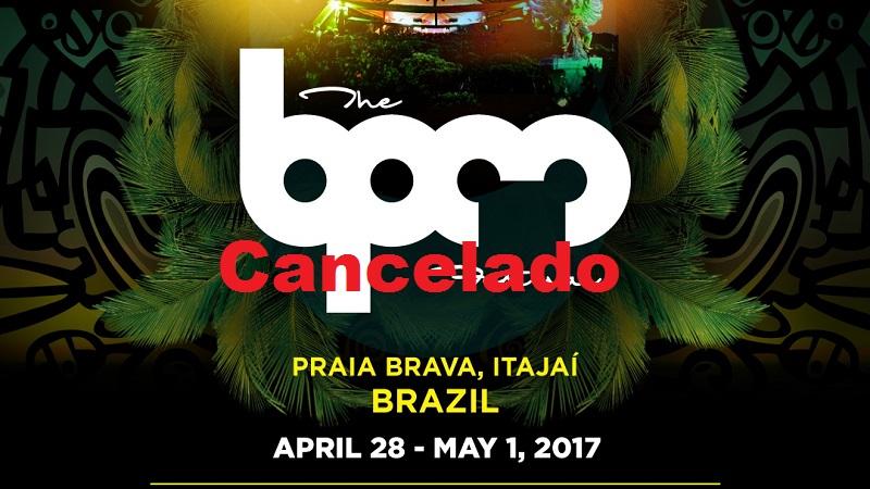 Photo of Cancelado el festival The BPM Festival Brasil