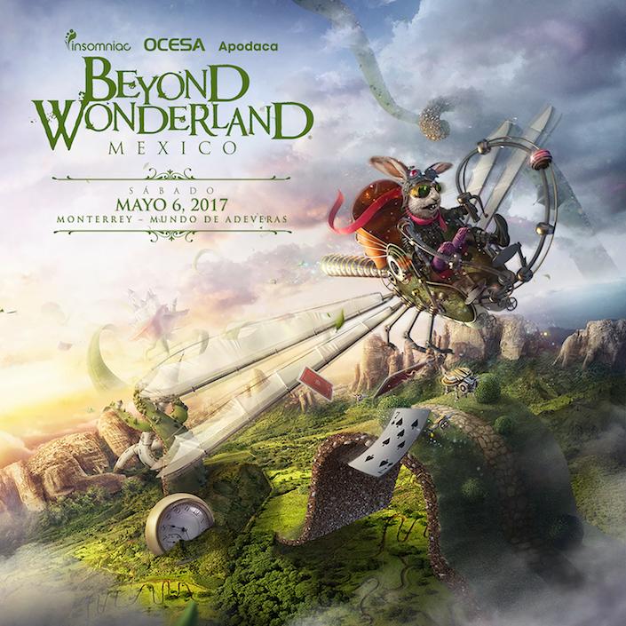 Beyond-Wonderland-México-cartel Beyond Wonderland aterriza en México el próximo 6 de mayo