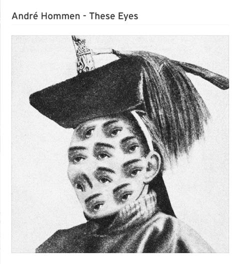 COVER-ANDRE-HOMMEN-THESE-EYES-EP André Hommen, House en tierra de Techno