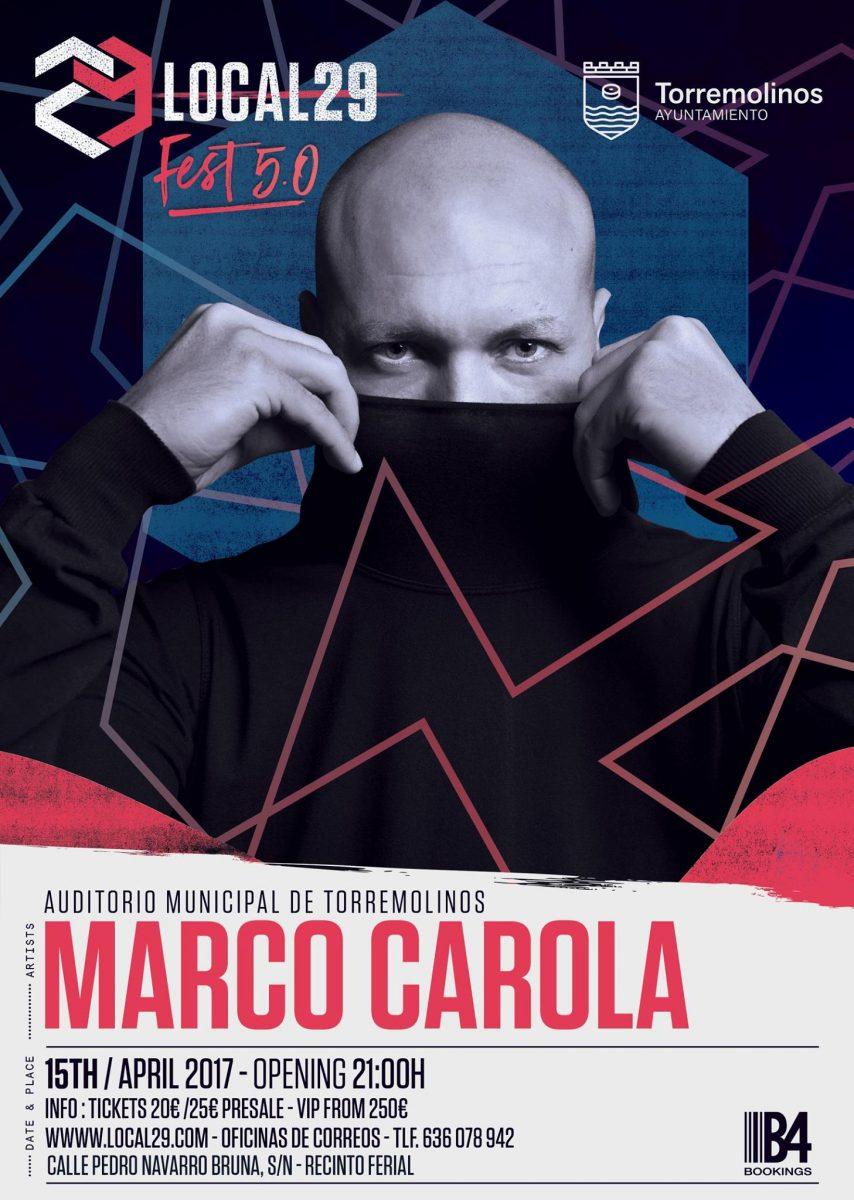 marco-carola-local-29-EDMred Local 29 estrena Fest 5.0 con Marco Carola