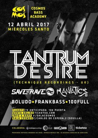 tan-318x450 Tantrum Desire aterriza en Sevilla