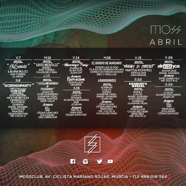 ABRIL-2016-MOSS-CLUB-CARTEL-EDMred MOSS CLUB Abril 2017